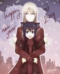 loveless happy new year 2009 by shiroi-kishi