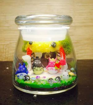 Totoro Marriage REMAKE