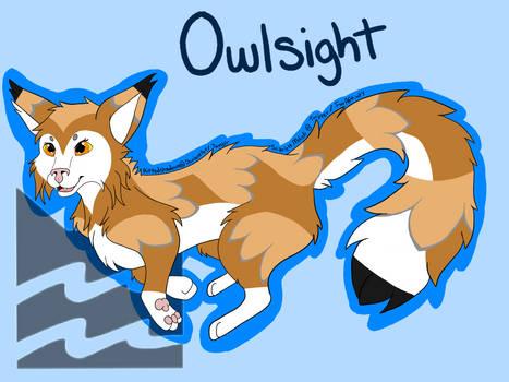 Owlsight of RiverClan