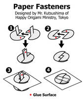 Paper Fasteners - instructions by shadree