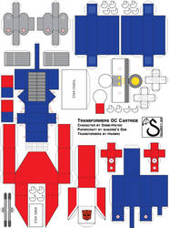 Transformers OC Cartride papercraft v0.3d by shadree