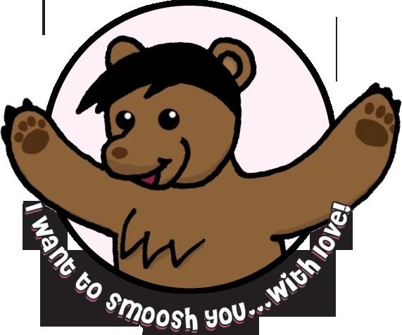 Bear hugs by shadree