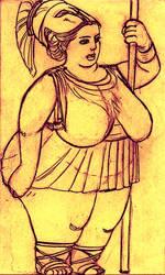 Athena by oupelay