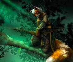 Jakemi by AngiewolfArt