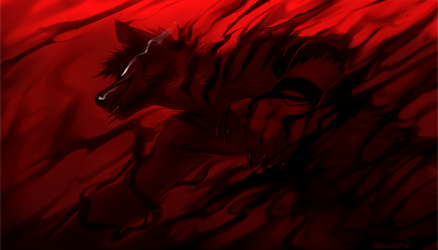 Nightmare by AngiewolfArt