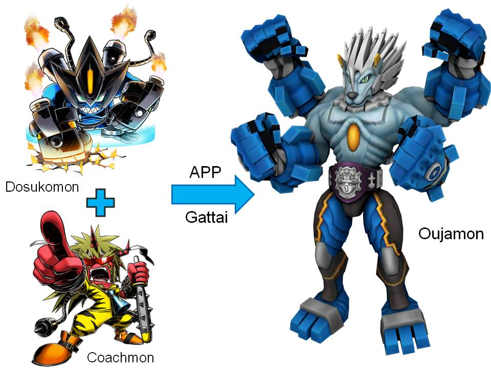 Dokamon's Ultimate Evolution by MagnaDragnix on DeviantArt