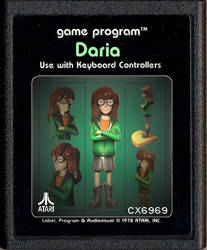 Daria: The Atari Game