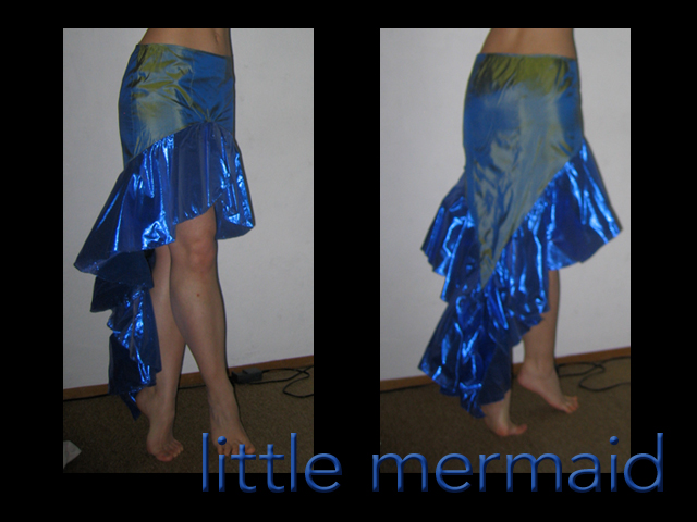 little - wannabe - mermaid by mel-an-choly