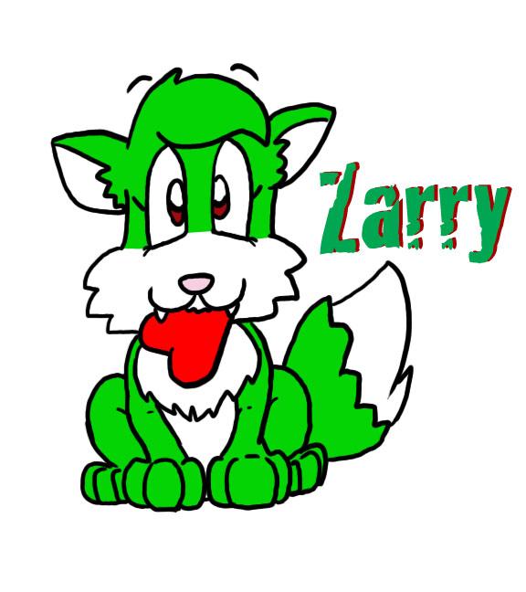 Sketch1 - Zarry by dawny