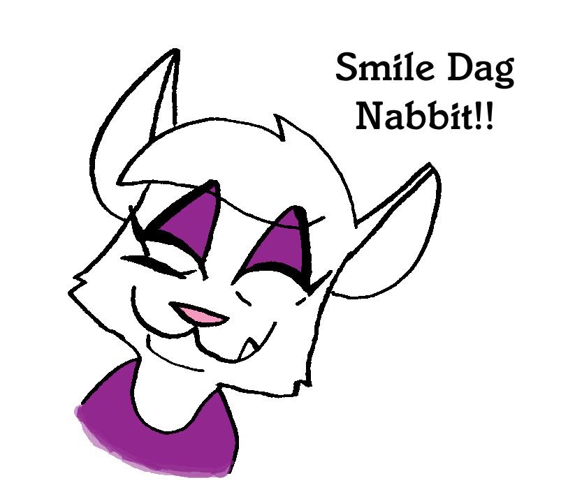 Smile Dag Nabbit by dawny