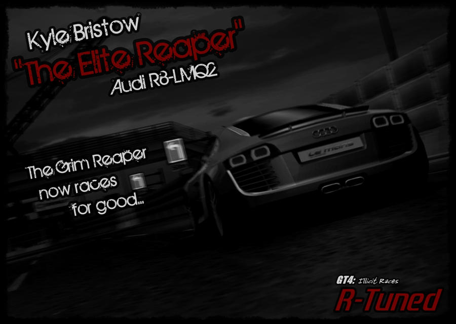 Thanks for the 10K: GT4: Illicit Races style by Galm03