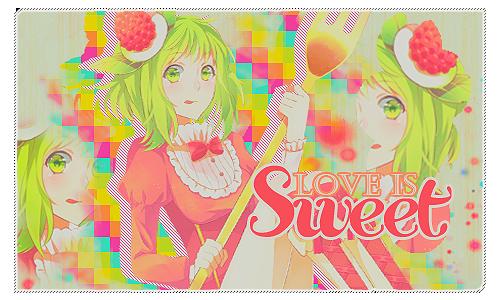 Love is sweet by ShinLen