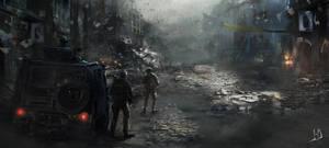 Face of War by jamesdesign1