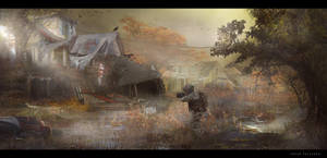Swamp House by jamesdesign1