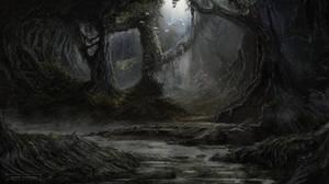 Prehistoric Jungle by jamesdesign1