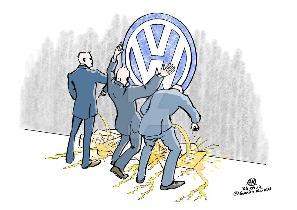 VW signs Compensation for EU customers by gkuehn