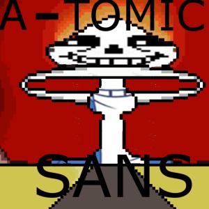 A-tomic-sans's Profile Picture