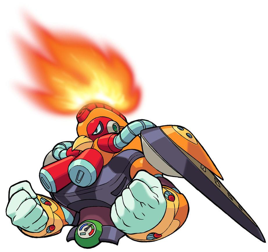 Burn Rooster by dinoboygreen