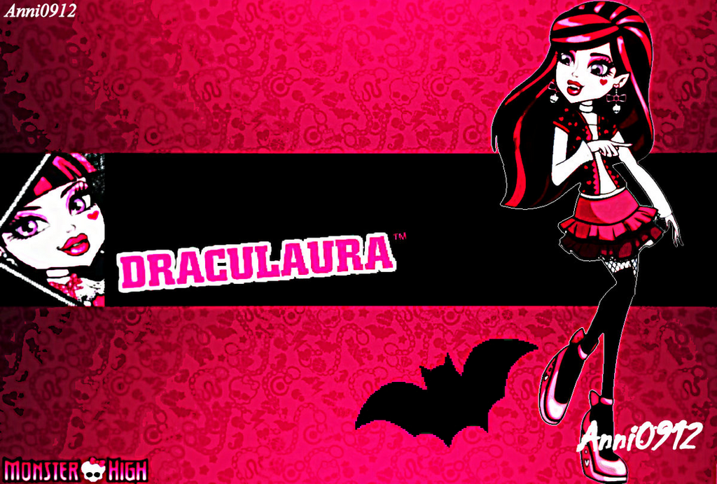 Images of Monster High Draculaura Wallpaper - #SC
