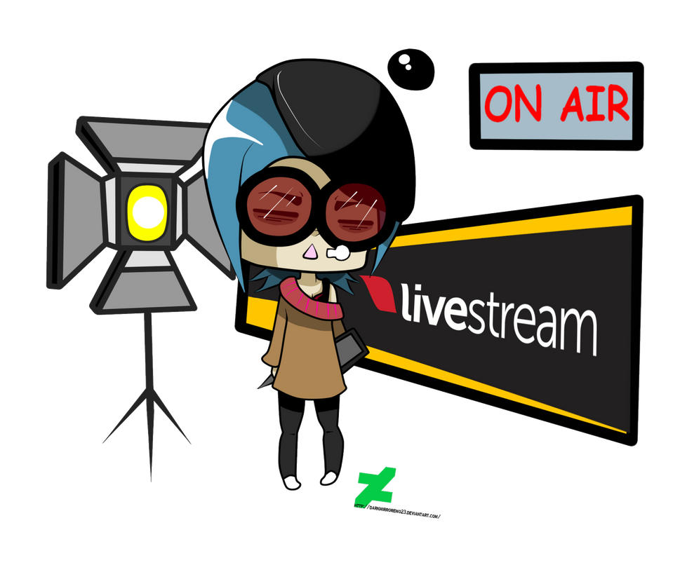 Livestream 2015 by DarkMirrorEmo23
