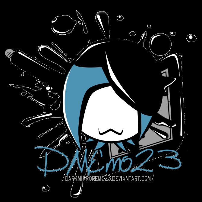 My DarkMirrorEmo23 Logo by DarkMirrorEmo23