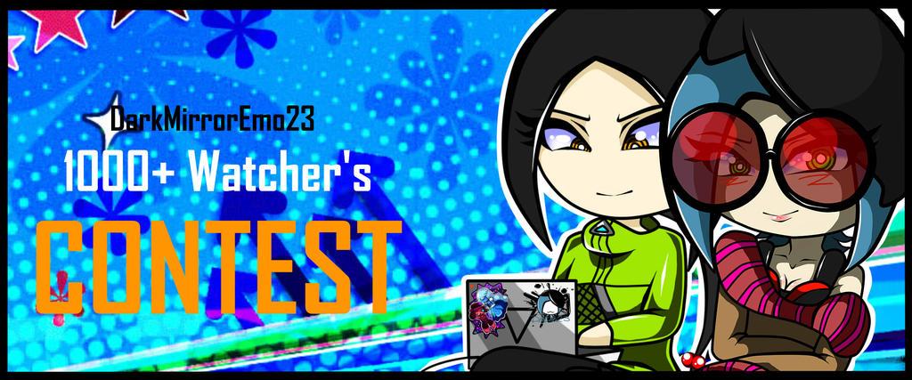 DME 1st Contest Banner by DarkMirrorEmo23