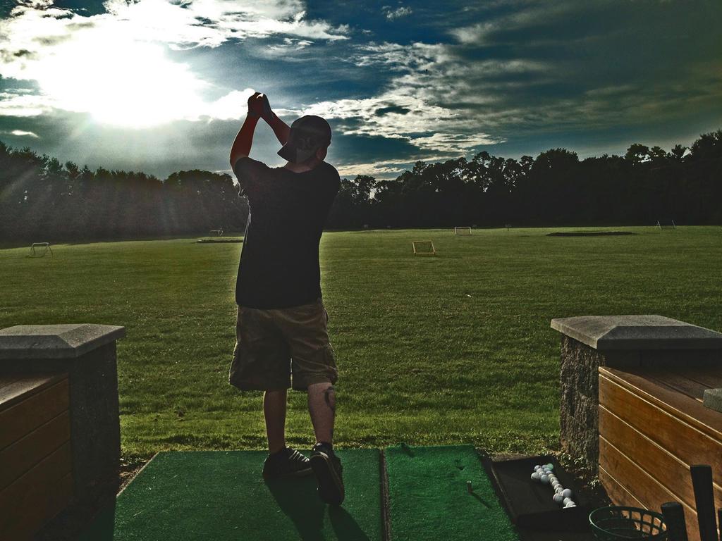 Golfjoe by darkmanx56