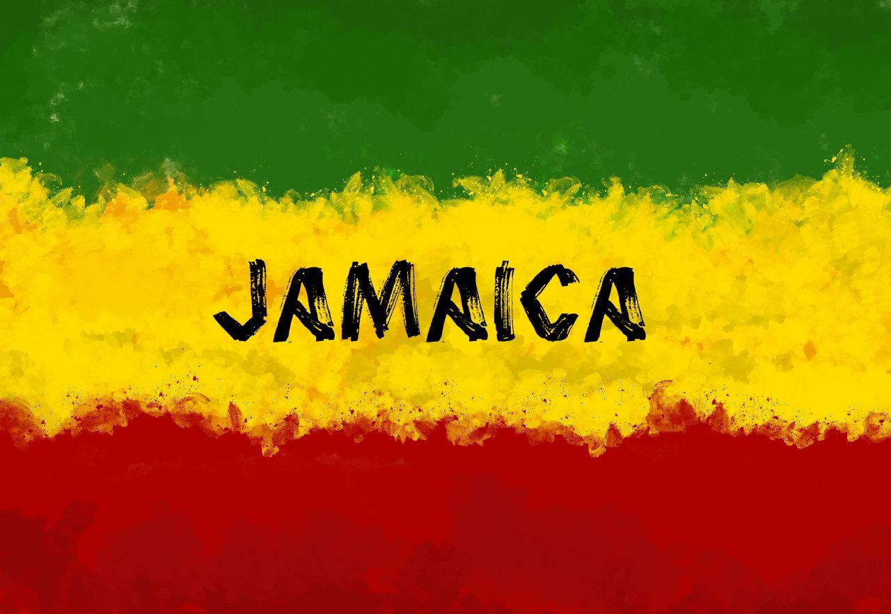 jamaican flag wallpaper desktop
