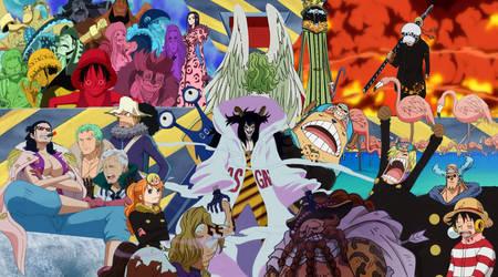 One Piece episode 589