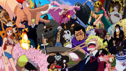 One Piece episode 655