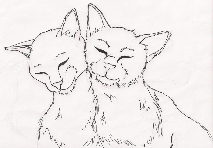 Warrior Cats Blue Star Coloring Coloring Pages
