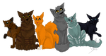 The New Prophecy Cats