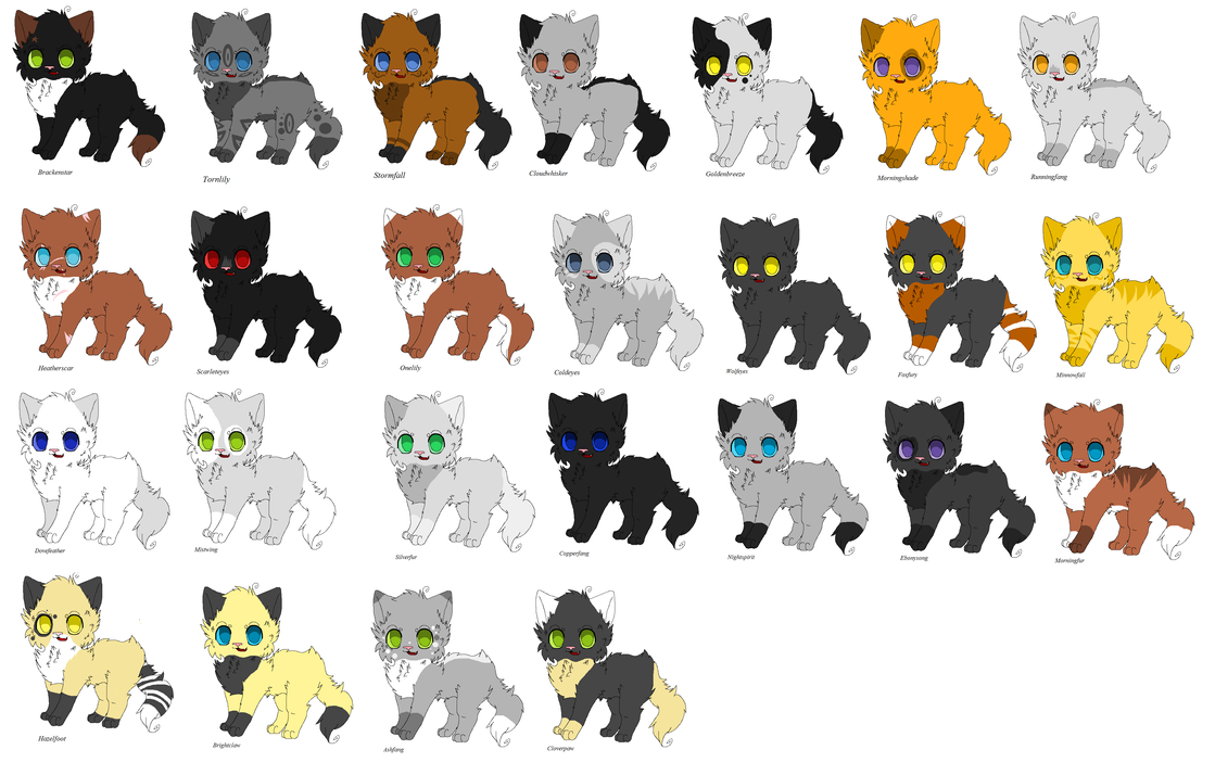 Cool Clan Names For Cats