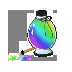 Rainbow Henna Paint by AmaDoptables