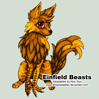 WishmasterAlchemist: Goldin by AmaDoptables