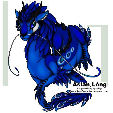 WishmasterAlchemist: SyanLu by AmaDoptables