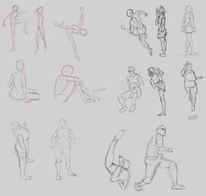 figure practice