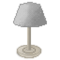 Pixel Dailies Lamp theme 18.01.18 by Megalomaniacaly