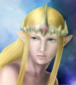 Royals of Hyrule: The Queen