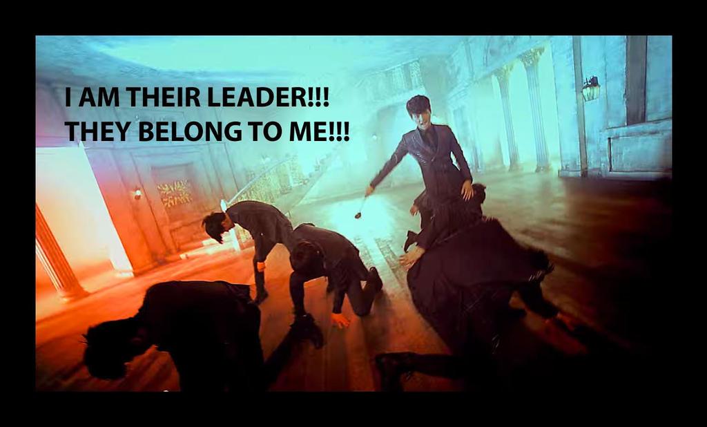 N is their leader by Danzy007