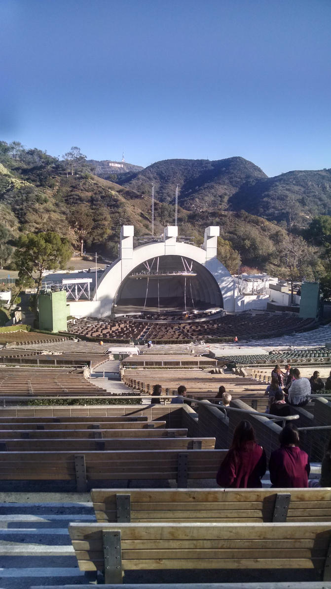 Holly Wood Amphitheater 2 by VioletTutu