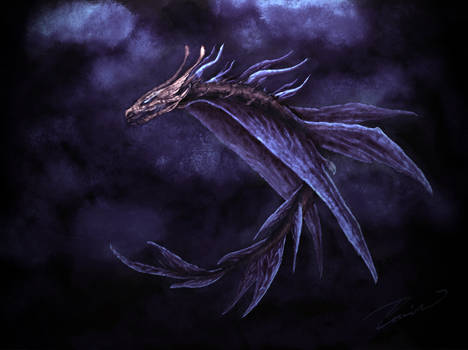 Dragon Lord of the Abyss