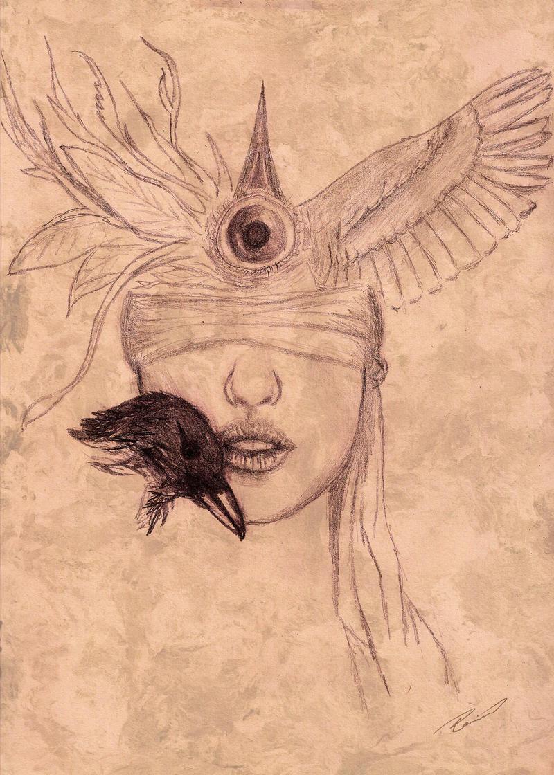 Ravenheart by Silinde-Ar-Feiniel
