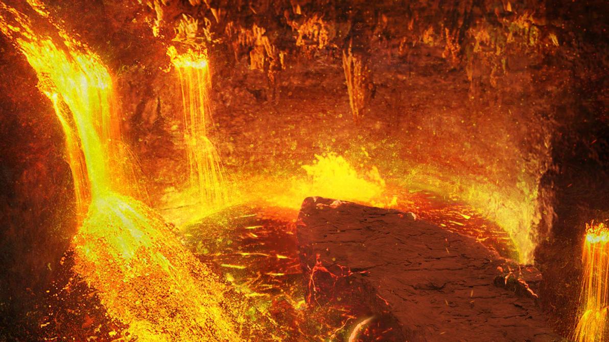 The molten core by Silinde-Ar-Feiniel