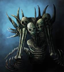 Bone Crawler by Silinde-Ar-Feiniel