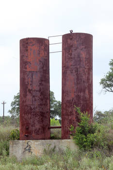 Rusty Water Towers 1
