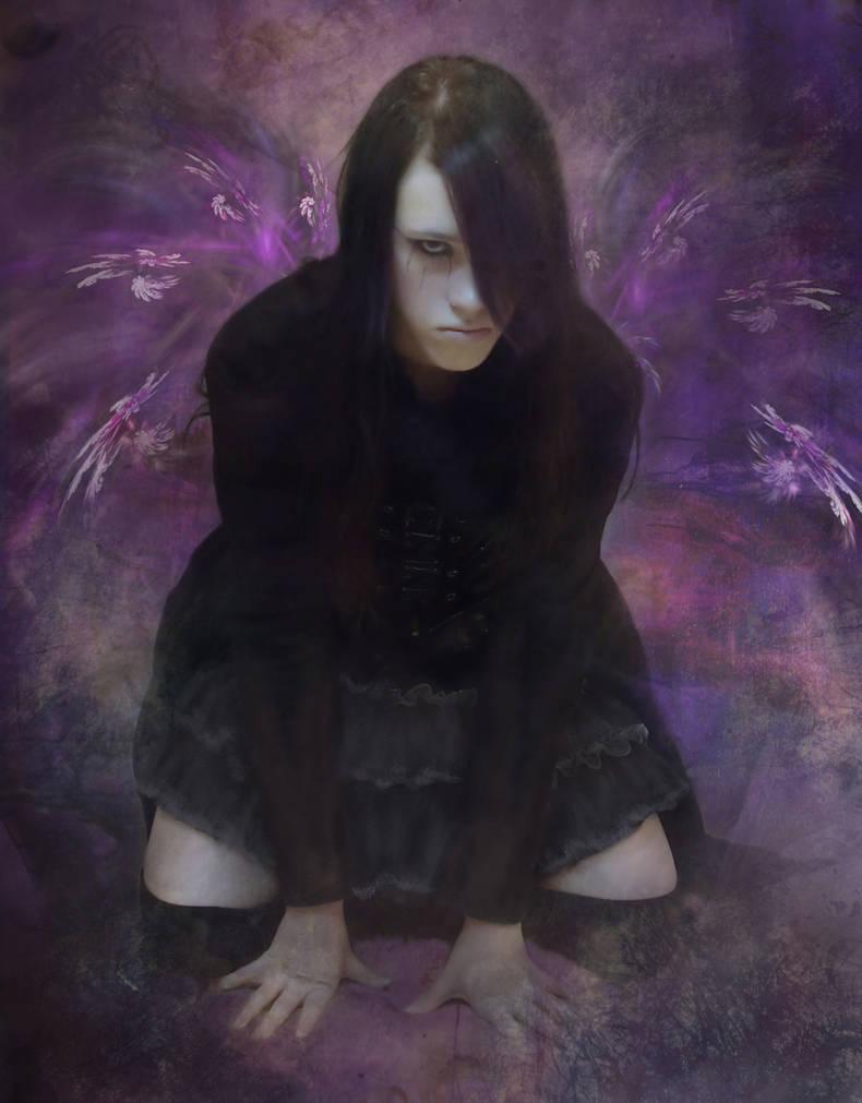 Broken Angel by Ironmountain01