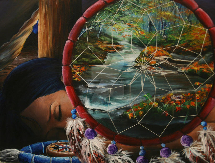 Dreamcatcher by WonderlandNinja