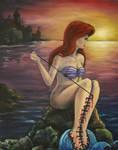 The Mermaid's Homesickness by WonderlandNinja