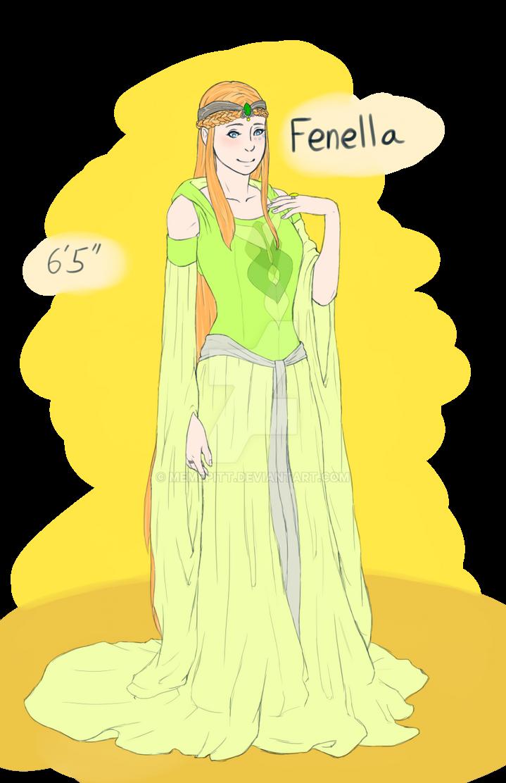 Fenella by MemePitt